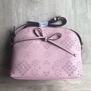 Nanette Lepore Arya Triple Crossbody in Pink